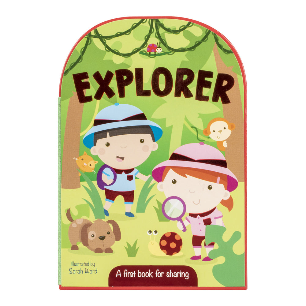 A First Book for Sharing - Explorer