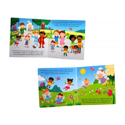 Fairy Play (Play Book Dress-Up) Board book