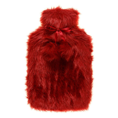 Faux Fur Hot Water Bag 2 Liter
