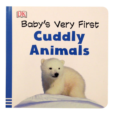 Baby's Very First Cuddly Animals