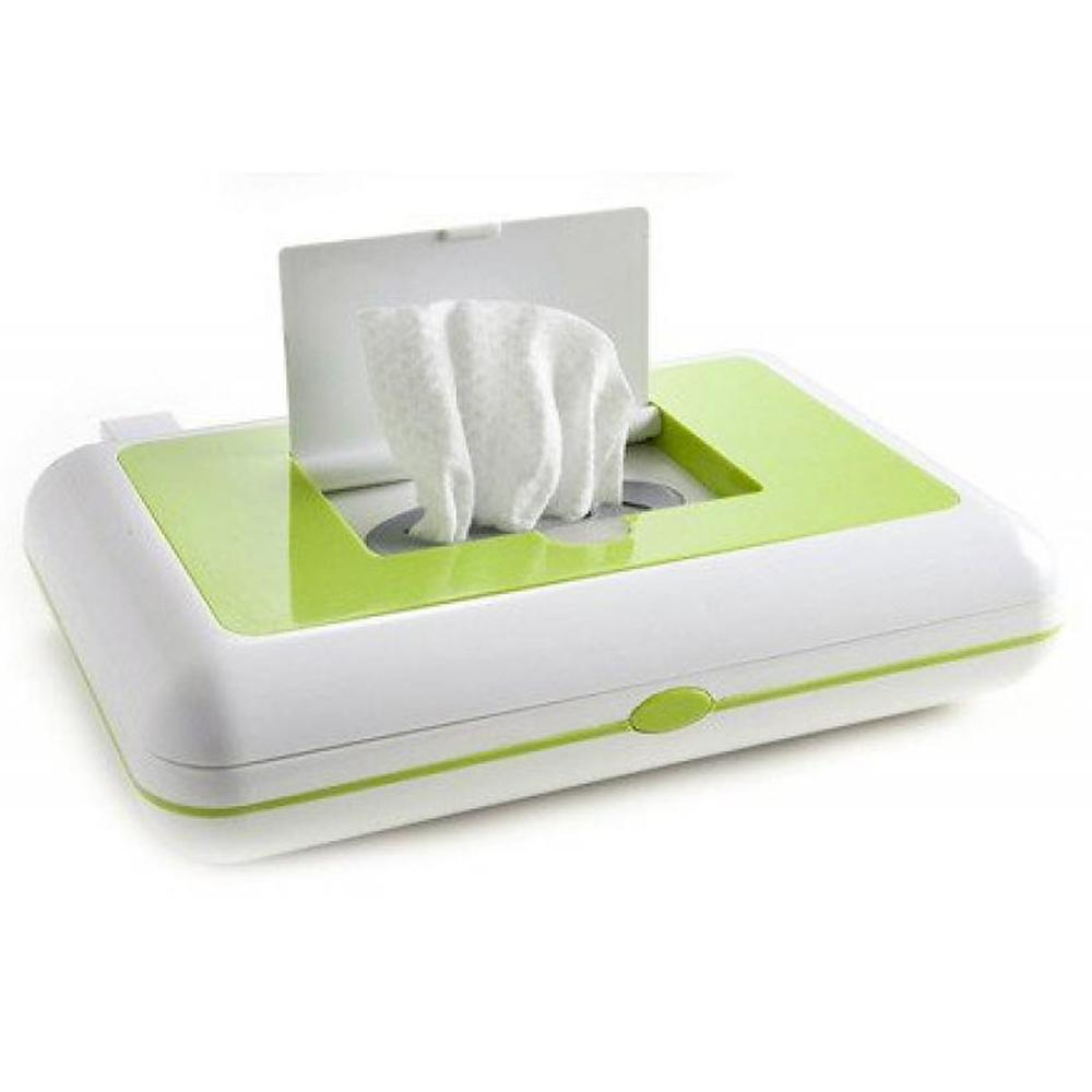 Prince Lionheart Travel Wipes Warmer Green