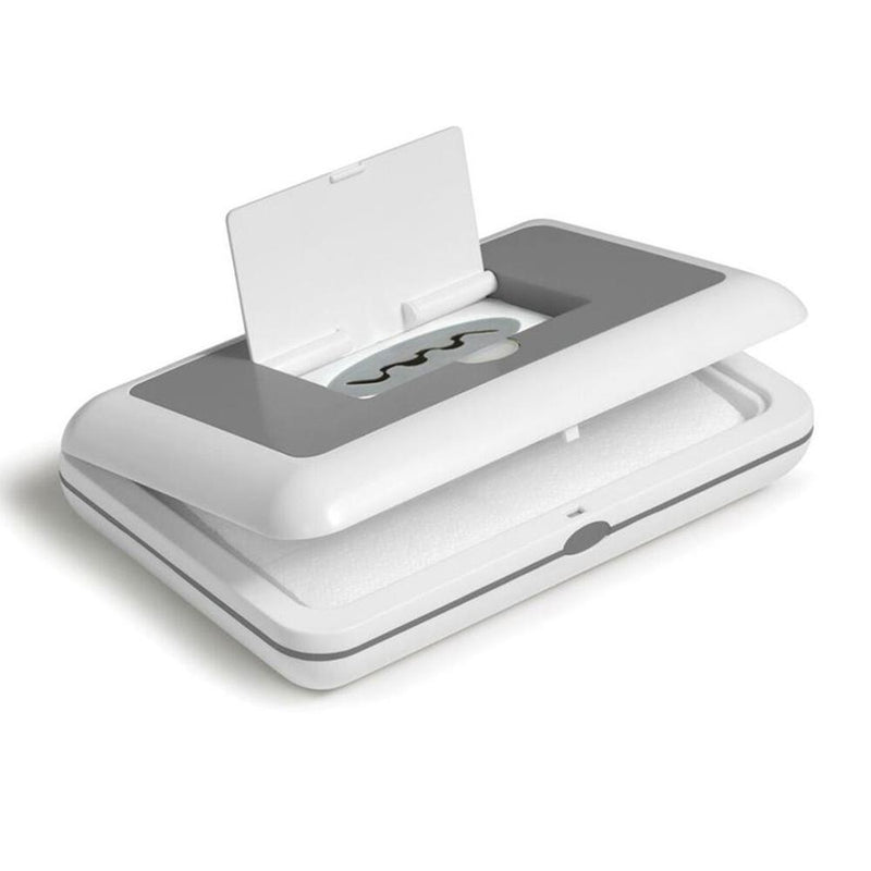 Prince Lionheart Travel Wipes Warmer Grey