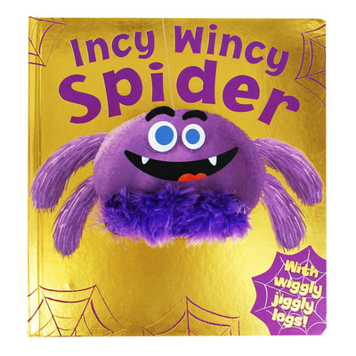 Incy Wincy Spider (Wiggly Fingers)
