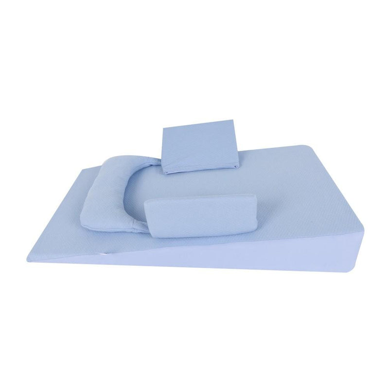 Sevi Bebe Baby Reflux Mattress - Blue