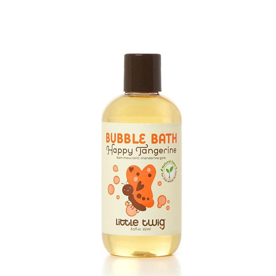 Little Twig Organic Bubble Bath - Happy Tangerine