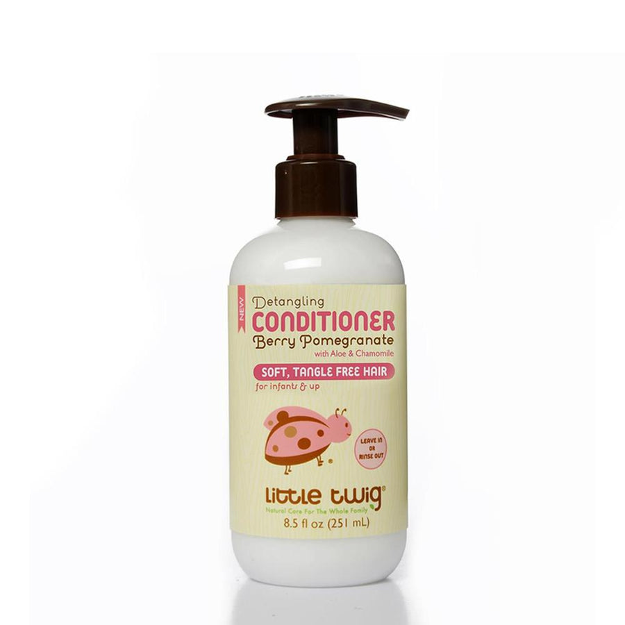 Little Twig Detangling Conditioner - Berry Pomegranate