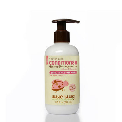 Little Twig Organic Detangling Conditioner - Berry Pomegranate