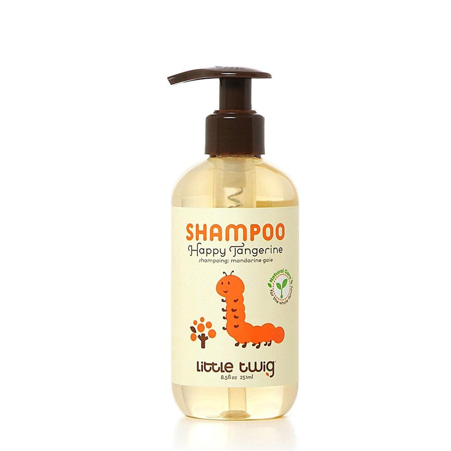 Little Twig Baby Shampoo, Happy Tangerine
