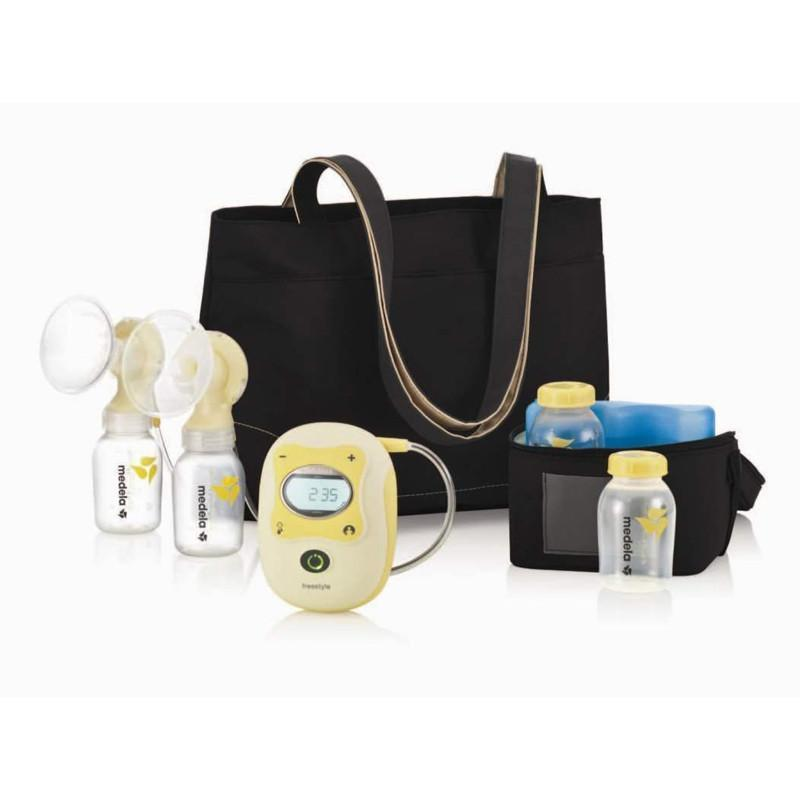 Medela Freestyle Double Electric Breast pump from front