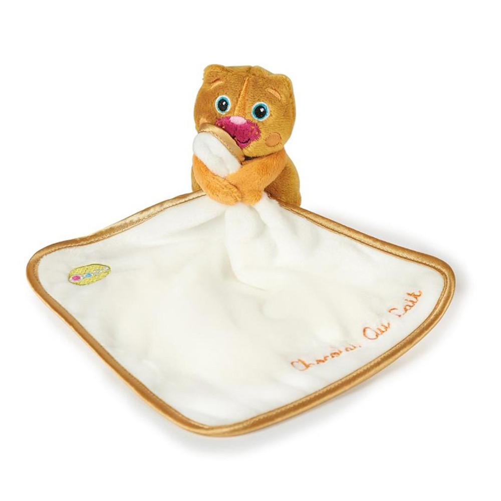 Oops My Doudou Friend! Lion Blankie, 0 Months+