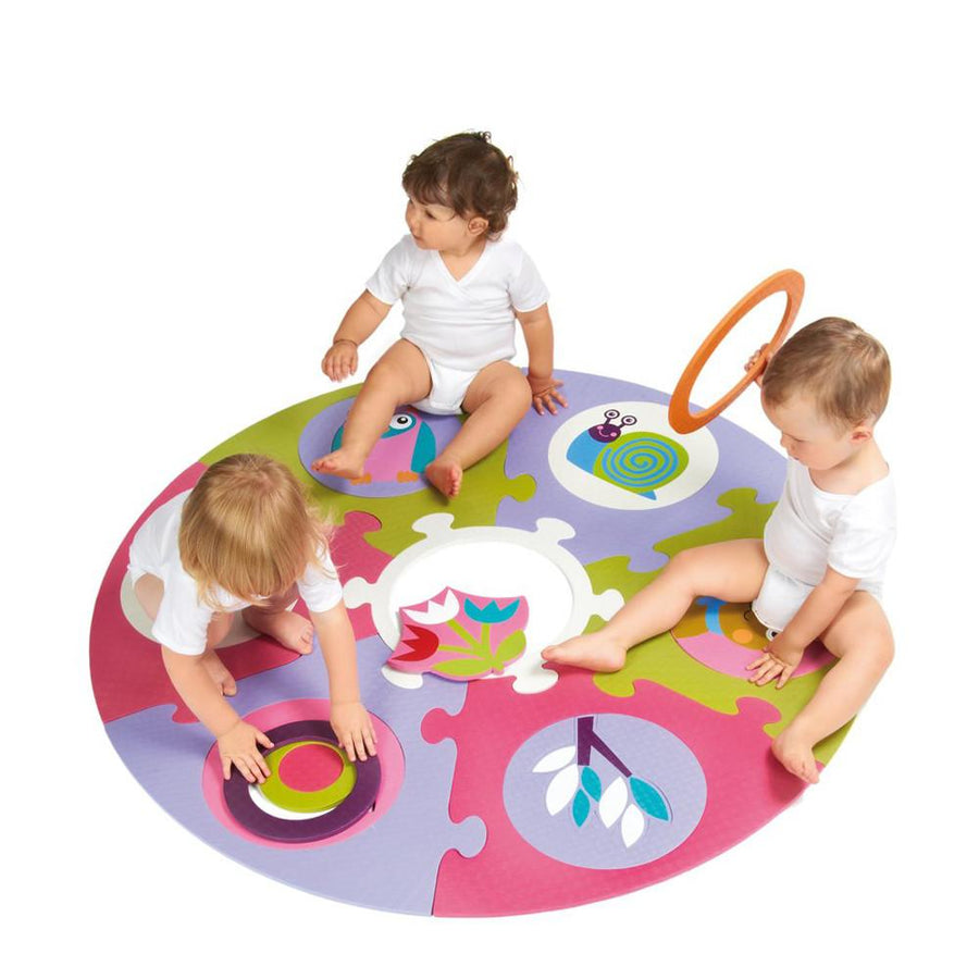 Oops Safe and Fun Playmat! City Pink