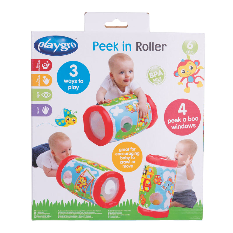 Playgro Peek in Roller