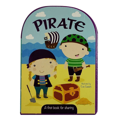 A First Book for Sharing - Pirate