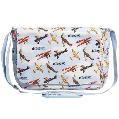 POWELL CRAFT VINTAGE AEROPLANE CHANGING BAG