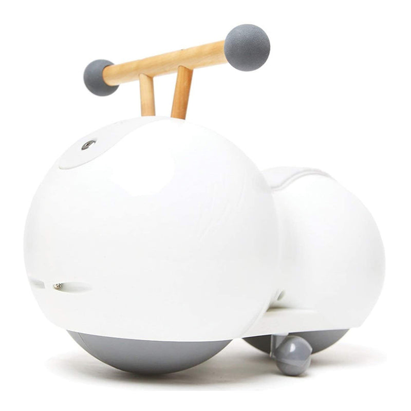Spherovelo Push Along Ride, White