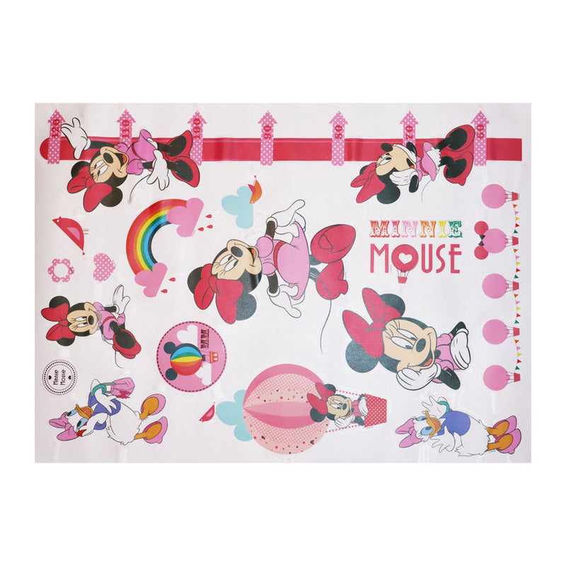 Stor Wall Stickers With Metre Minnie
