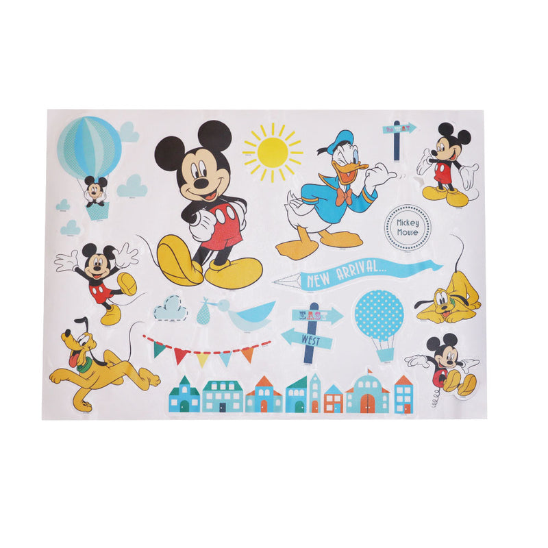 Stor Wall Stickers Mickey Mouse