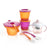 Tommee Tippee Explora Weaning & Drinking Kit - Pink