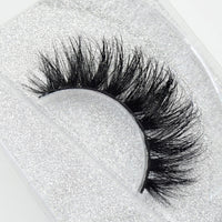 Faux 3D Thick Full Mink Effect Strip Reusable Eyelashes - wonda wigs