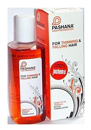 PASHANA Hair Preparation For Thinning & Falling Hair 150ML - wonda wigs