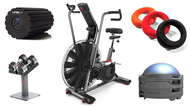 Mens Journal - Home Gym Upgrade: 9 New Things You Need