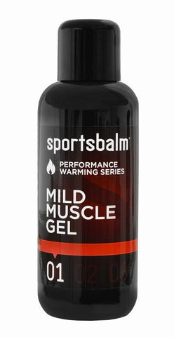 Sportsbalm Muscle Gel - Athlete Specific