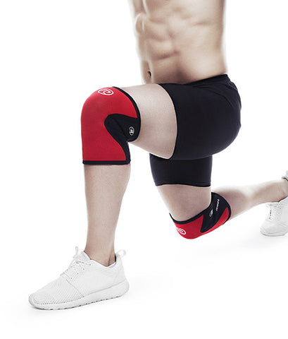 REHBAND RX KNEE SUPPORT RED FRONING SERIES 5MM - Athlete Specific