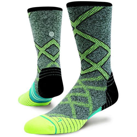 STANCE RUN MENS ENDEAVOR CREW SOCKS - Athlete Specific