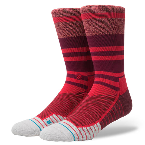 STANCE ATHLETIC FUSION MEARA CREW SOCKS - Athlete Specific