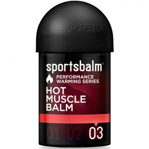 Sportsbalm Hot Muscle Balm - Athlete Specific