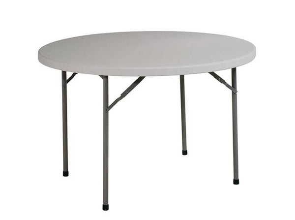 Table pliante ronde 60