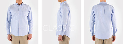 Bills Khaki Classic Fit Shirt