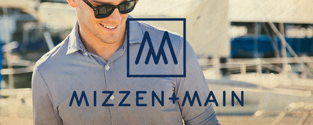 Mizzen and Main shirts spinnaker collection