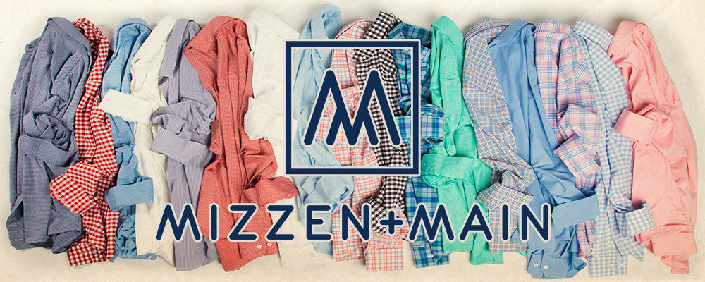 Mizzen and Main shirts