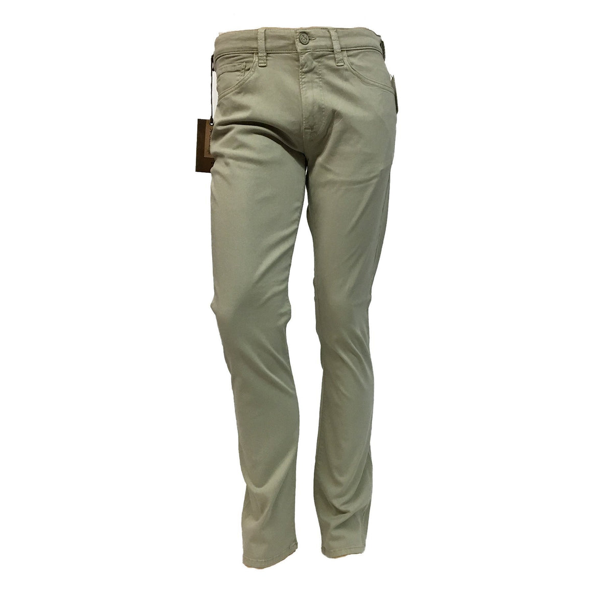 Men's 34 Heritage | Courage | Slim Straight | Stone Twill