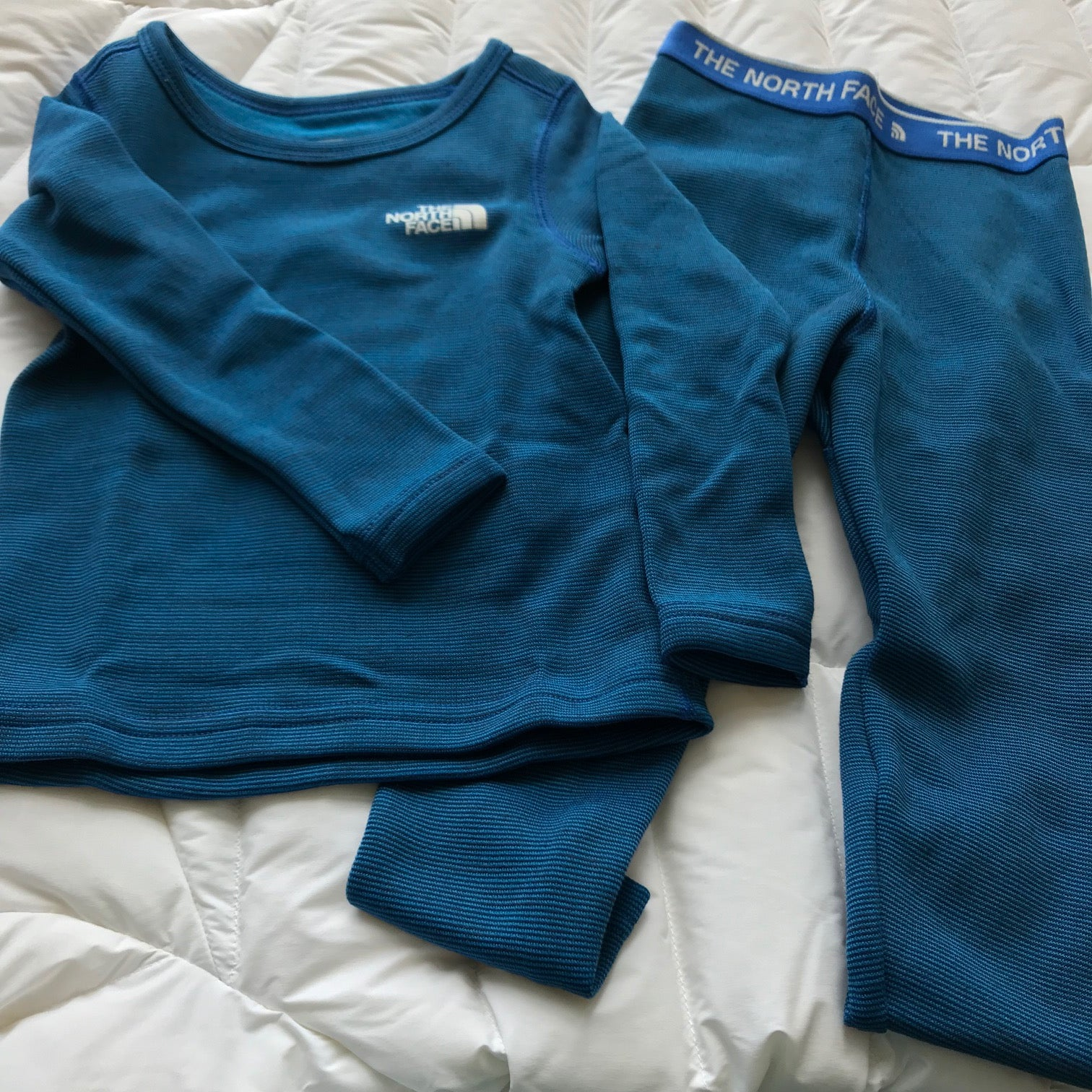 3f71973de Toddlers' The North Face | Toddler Baselayer Set | Nautical Blue