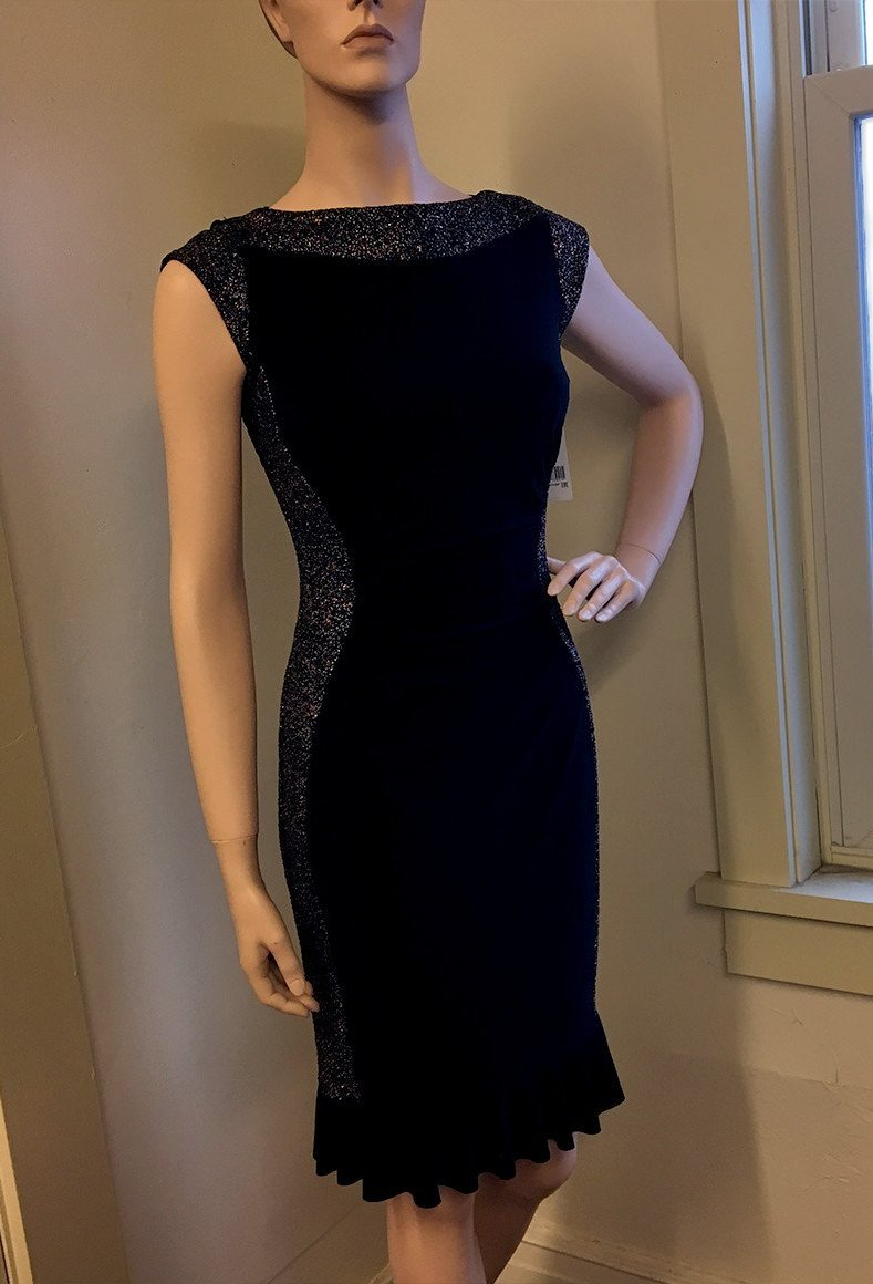 Women\'s Joseph Ribkoff | Style 164468 Evening Dress | Black - F.L. ...