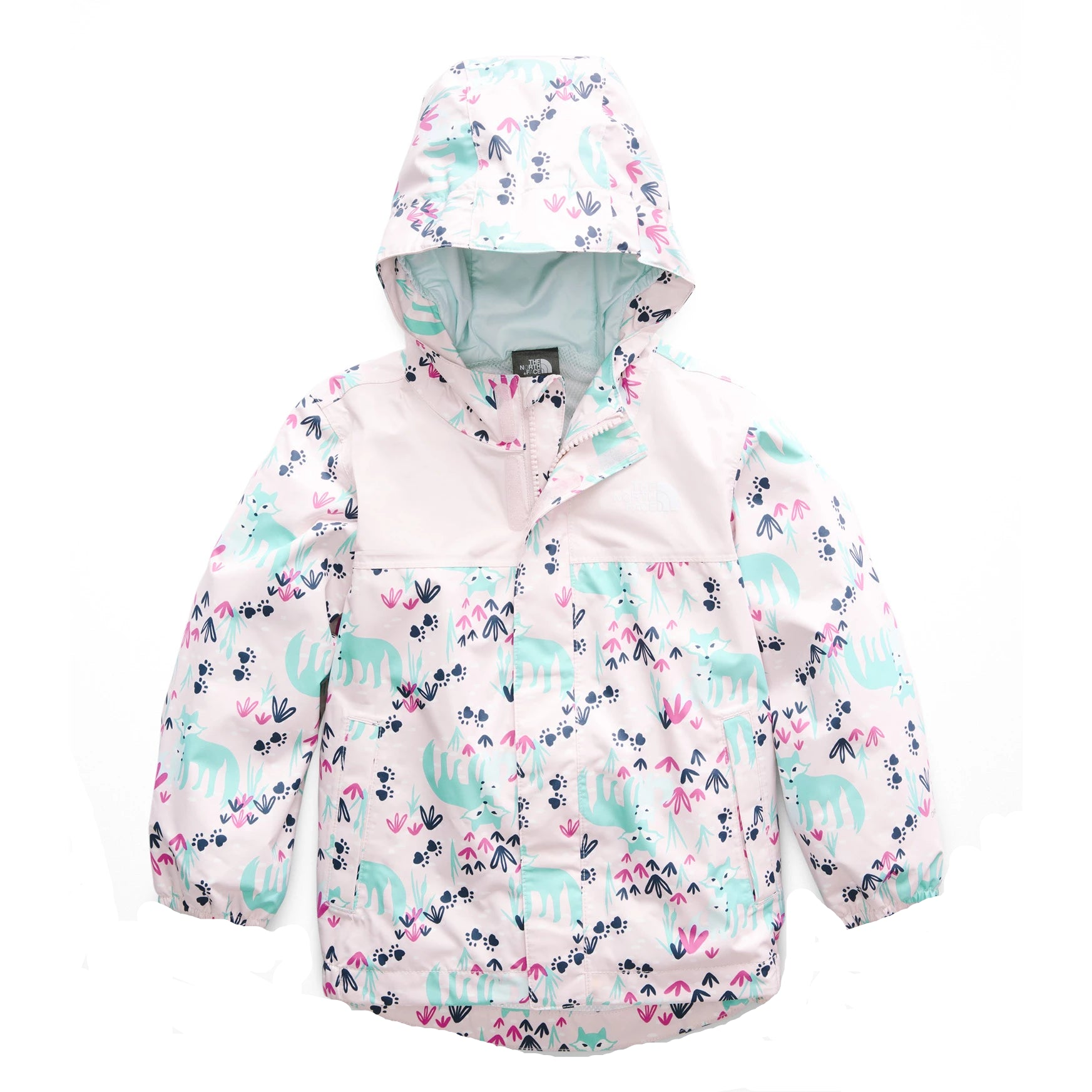 83981e5b0 Toddlers' The North Face | Tailout Rain Jacket | Purdy Pink Fox Floral Print