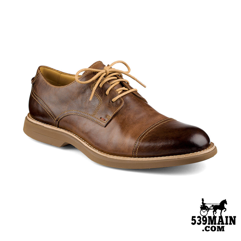 SPERRY™ - GOLD CUP - BELLINGHAM - CAP TOE - AVS- TAN - STS12191 - 539MAIN - 1