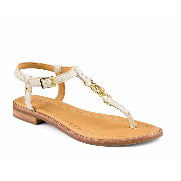 Sperry | Gold Cup Sandal | White