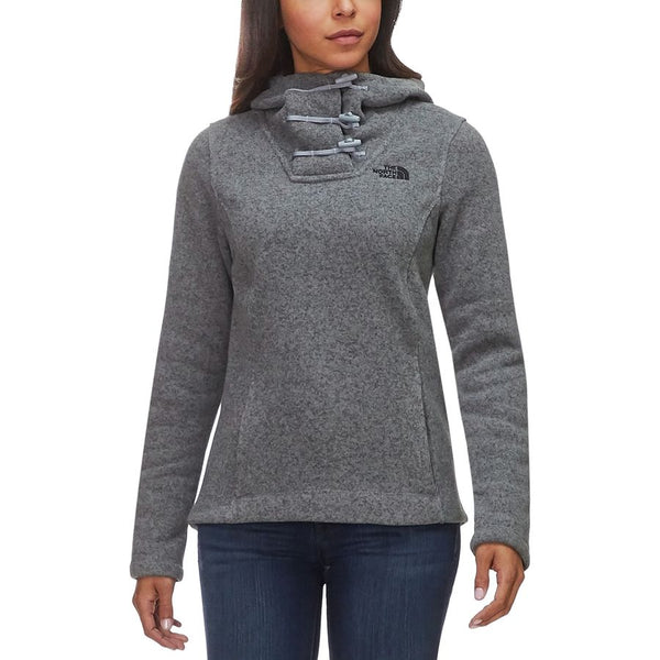 52c5cadf4 Women's The North Face | Crescent Hooded Pullover | TNF Med Grey Heather