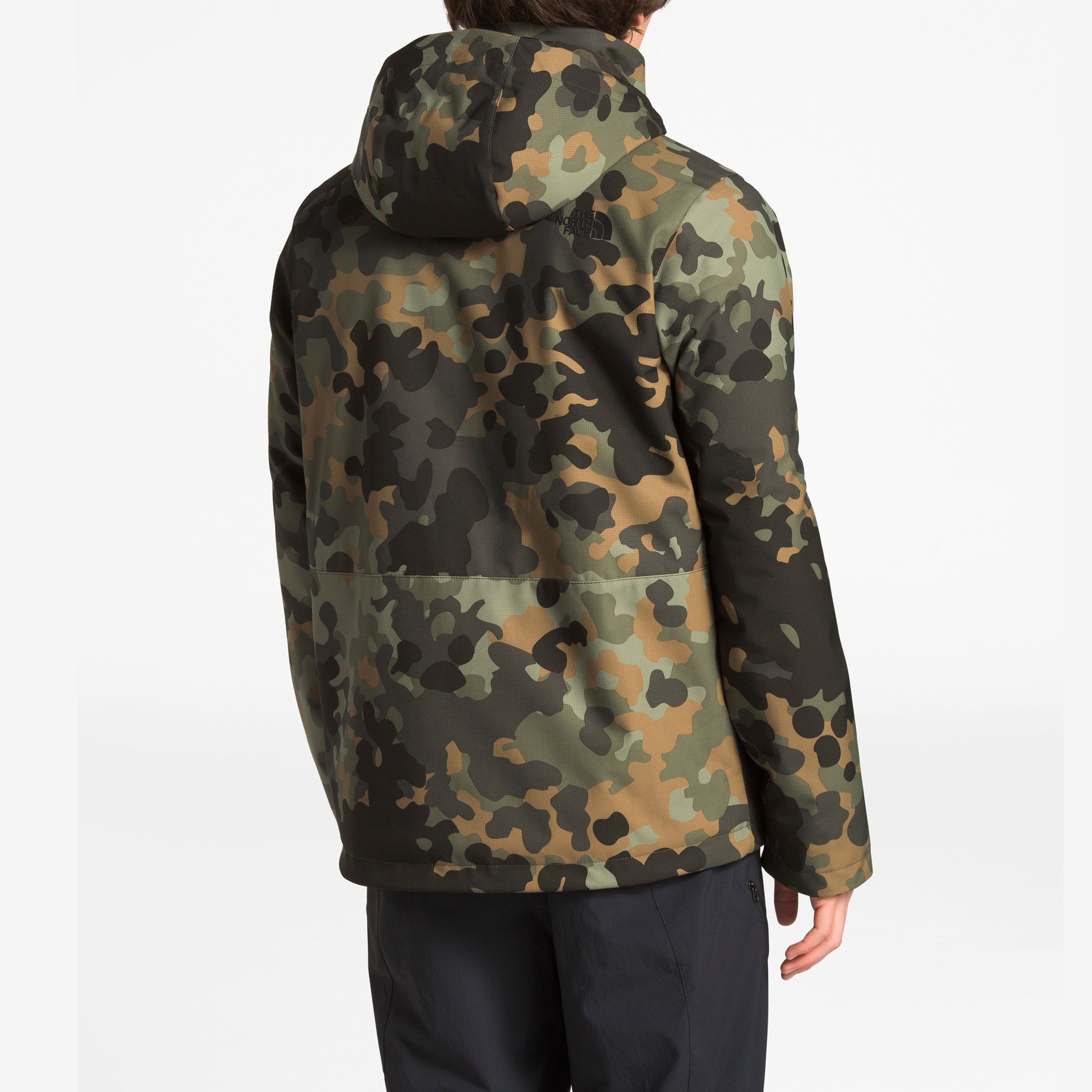 9b2e2d823 Men's The North Face | Apex Elevation Jacket | New Taupe Green Camo