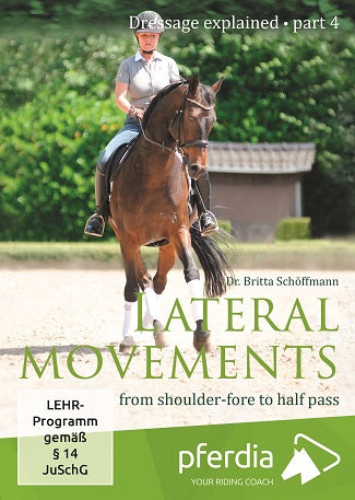 Dressage Explained: Part 4 by Dr Britta Schöffmann