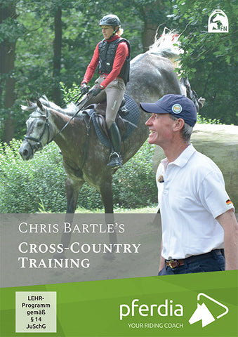 Chris Bartle's Cross-Country Riding DVD