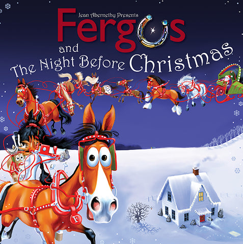 Fergus and the Night Before Christmas