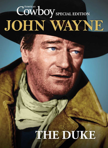 American Cowboy Special Edition: John Wayne, The Duke (2018)