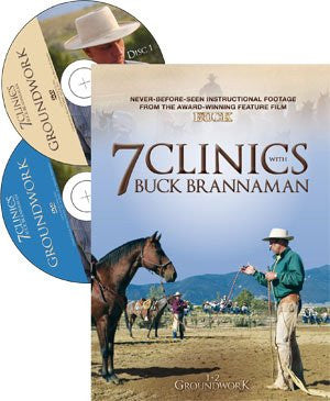 7 Clinics with Buck Brannaman DVD 1