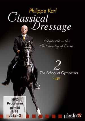 Classical Dressage, Philippe Karl, Part 2: The School of Gymnastics