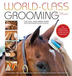 World-Class Grooming for Horses - Damaged