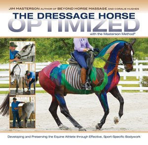 Dressage Horse Optimized by Jim Masterson